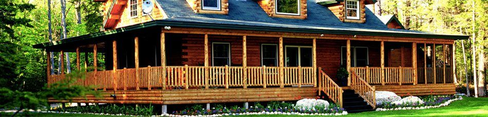 Superbe Custom Log Homes, Cedar Log Homes, Log Home Manufacturers, White Cedar Log  Homes · Log Cabin KitsLog ...
