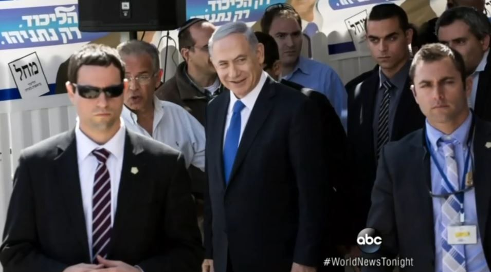 """On Monday night and Tuesday morning, all three networks covered the down-to-the-wire election in Israel. But only CBS noticed that Barack Obama's 2012 national field director is hard at work trying to defeat Benjamin Netanyahu. This Morning reporter Barry Peterson explained that the left-leaning Labor Party """"hired Jeremy Bird who ran the Obama campaign ground game in 2008 and 2012.""""  17Mar15"""