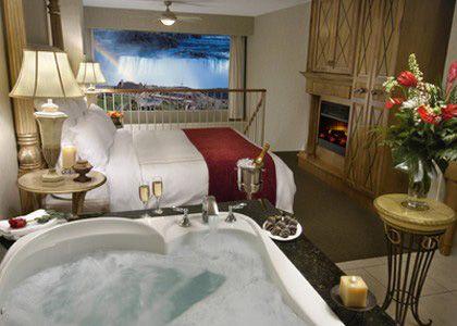 Marriott Niagara Fallsview Anniversary Trip 3 Niagara Falls Hotels Honeymoon Suite Hotel