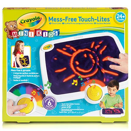 My First Crayola Touch-Lites Color Pad by Crayola - $2695 SnL
