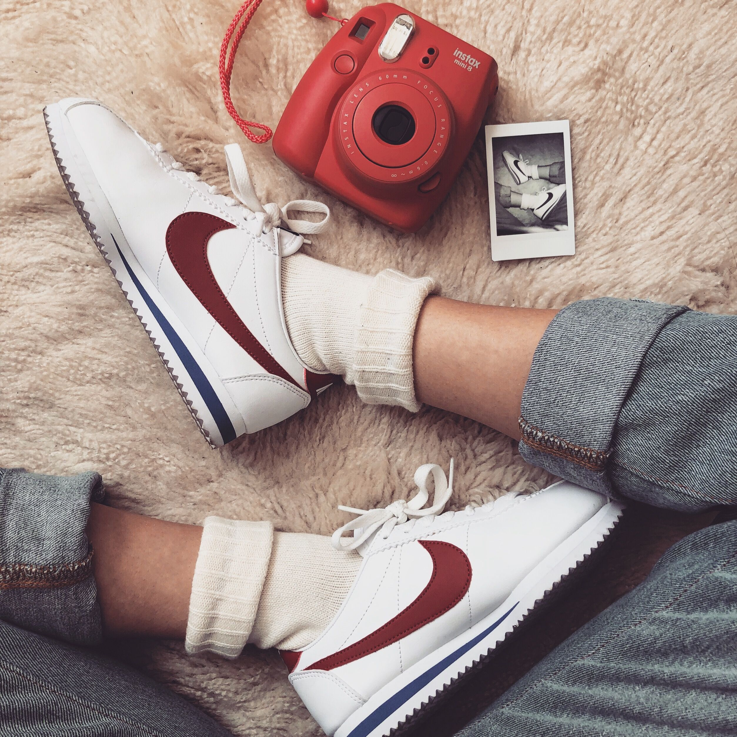 cheap for discount d1794 a2977 Nike Cortez ❤ 90s retro Fashion