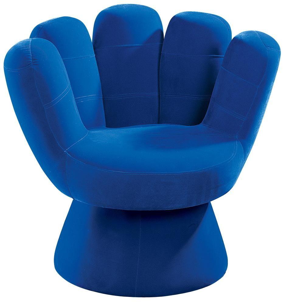 Blue Mitt Upholstered Children&39;s Chair     Childrens ...