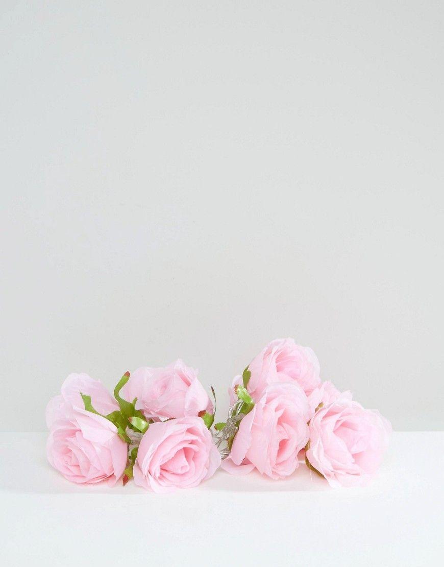 Image 1 of new look pink rose fairy lights wallpaper pinterest image 1 of new look pink rose fairy lights mightylinksfo Choice Image