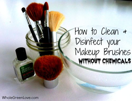 how to clean without chemicals