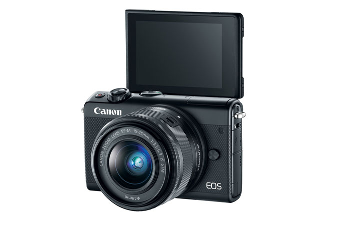 Eos M100 Ef M 15 45mm Is Stm Kit Canon Online Store Mirrorless Camera Canon Camera Canon Camera Photography