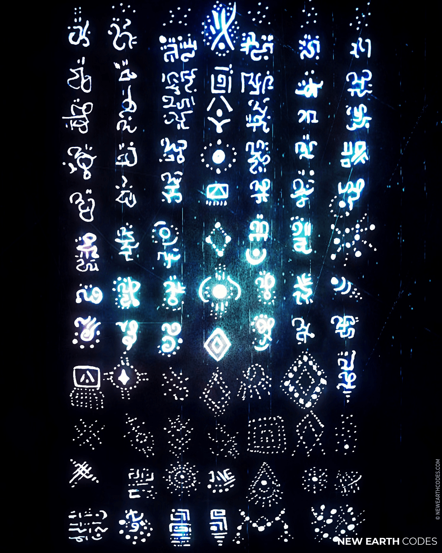 New Earth Codes Ascension Light Language 12 Strand Dna Activation Crystalline Dna Activation Lightbody Ancient Scripts Coding Languages Souls Inspiration