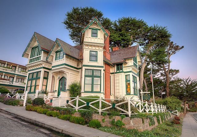 Green Gables Inn Pacific Grove Ca Pacific Grove Fairytale Cottage Favorite Places
