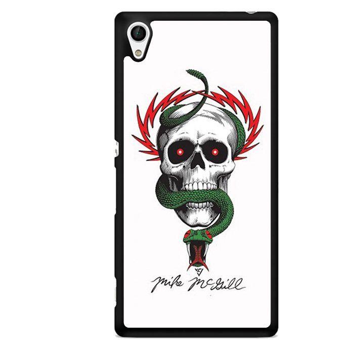 Powell Peralta Mike Mcgill TATUM-8881 Sony Phonecase Cover
