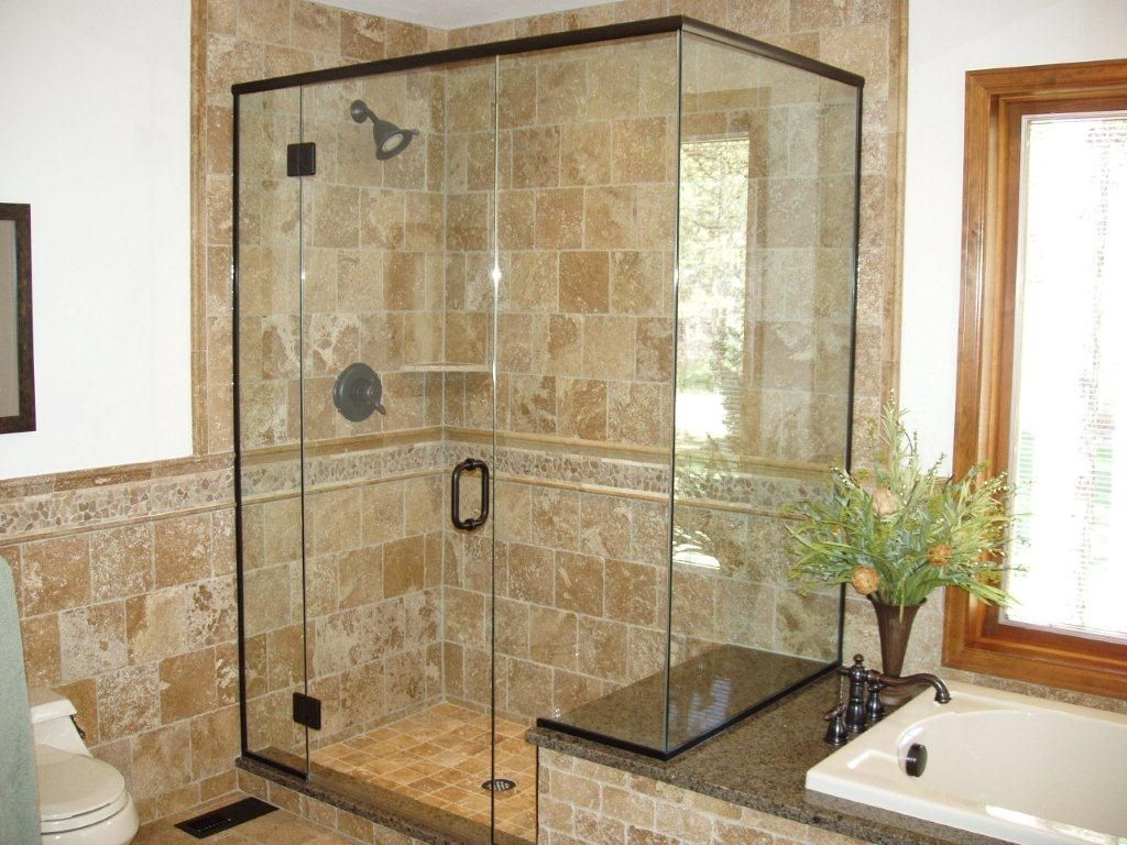 shower enclosure ideas - Google Search | Master Bath Remodel ...