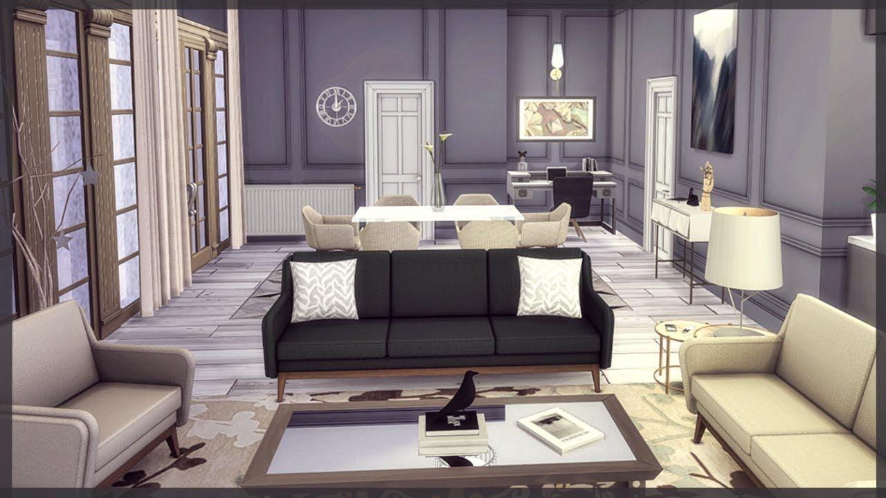 Perfectly Aesthetic Parisian Apartment Sims 4 Speed Build Parisian Apartment Apartment Inspiration Apartment [ 720 x 1280 Pixel ]