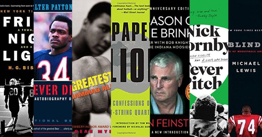 The 64 Best Sports Books of All Time Sports books, Fun
