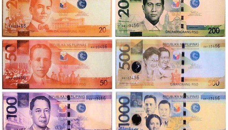 Philippine Bills Demonetization