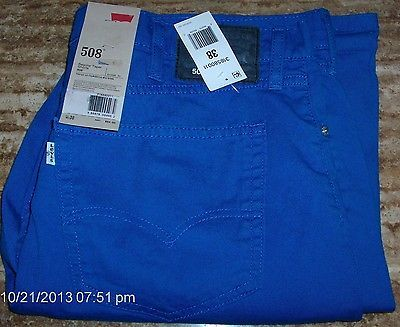 LEVI`S 508 REGULAR TAPER SHORTS MEN`S SIZE: 38 2 COLOR CHOICES http://stores.ebay.com/davesbargains7