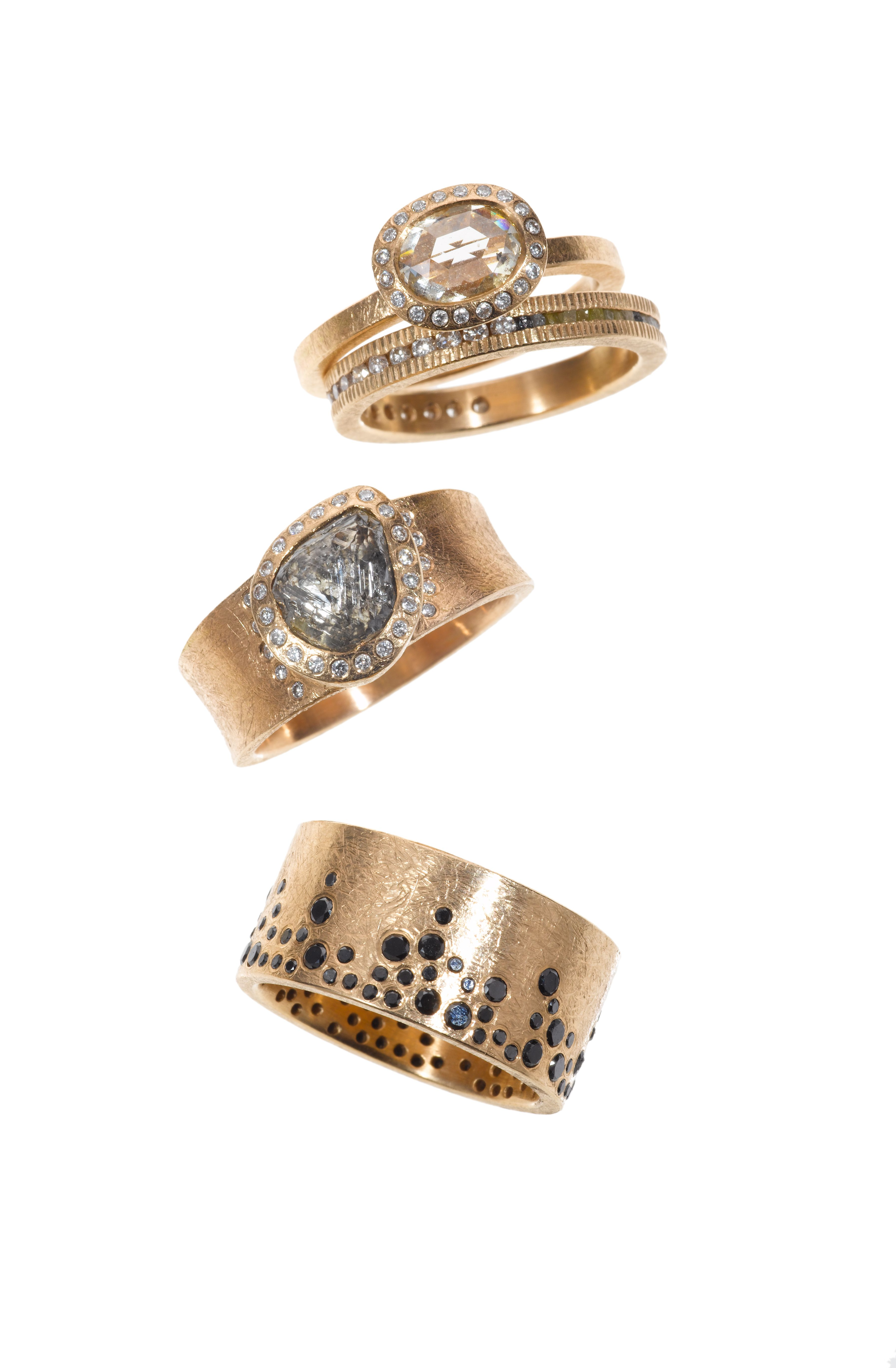 Todd Reed Jewelry Rose Gold Wedding Ring Ideas And Black