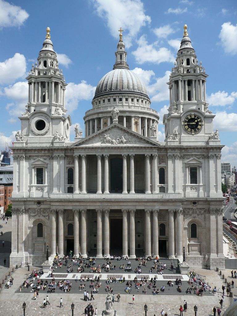 St Pauls Cathedral, London | London | Pinterest | London ...