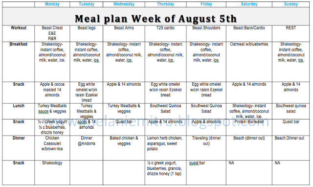 clean eating plans to lose weight