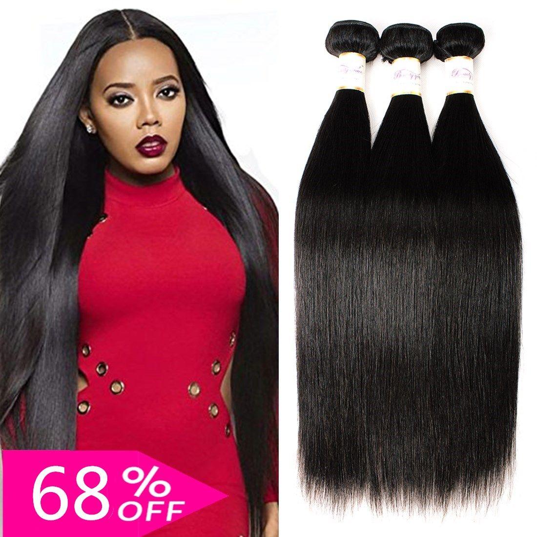 Brazilian virgin straight human hair hair straight pinterest