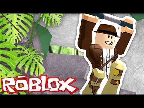 Escape Evil Youtubers Obby Updated Roblox Roblox Escape The Jungle Octopus In The Jungle Roblox Evil Witch Evil