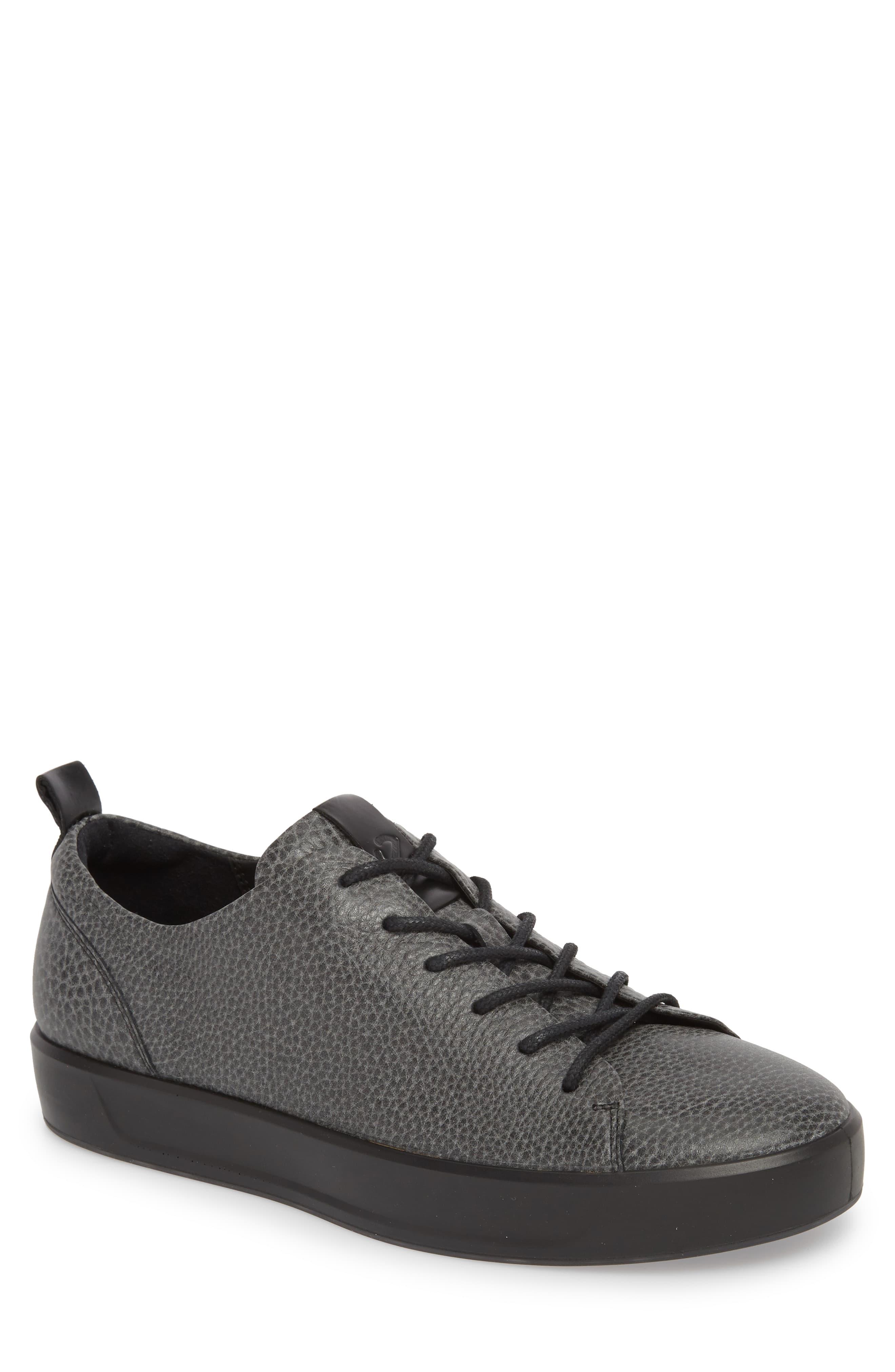 Men's Ecco Soft 8 Tie Ii Low Top Sneaker, Size 7 7.5US