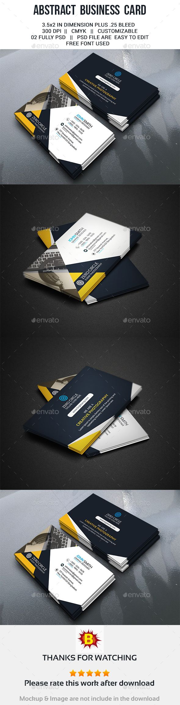 Abstract business card template psd design download http abstract business card template psd design download httpgraphicriveritemabstract business card13755901refksioks reheart Image collections