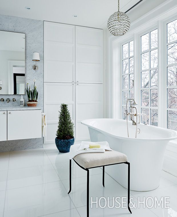 Beautiful Bathrooms 2017: Vote For The Best House & Home Bathroom Of 2017! In 2018