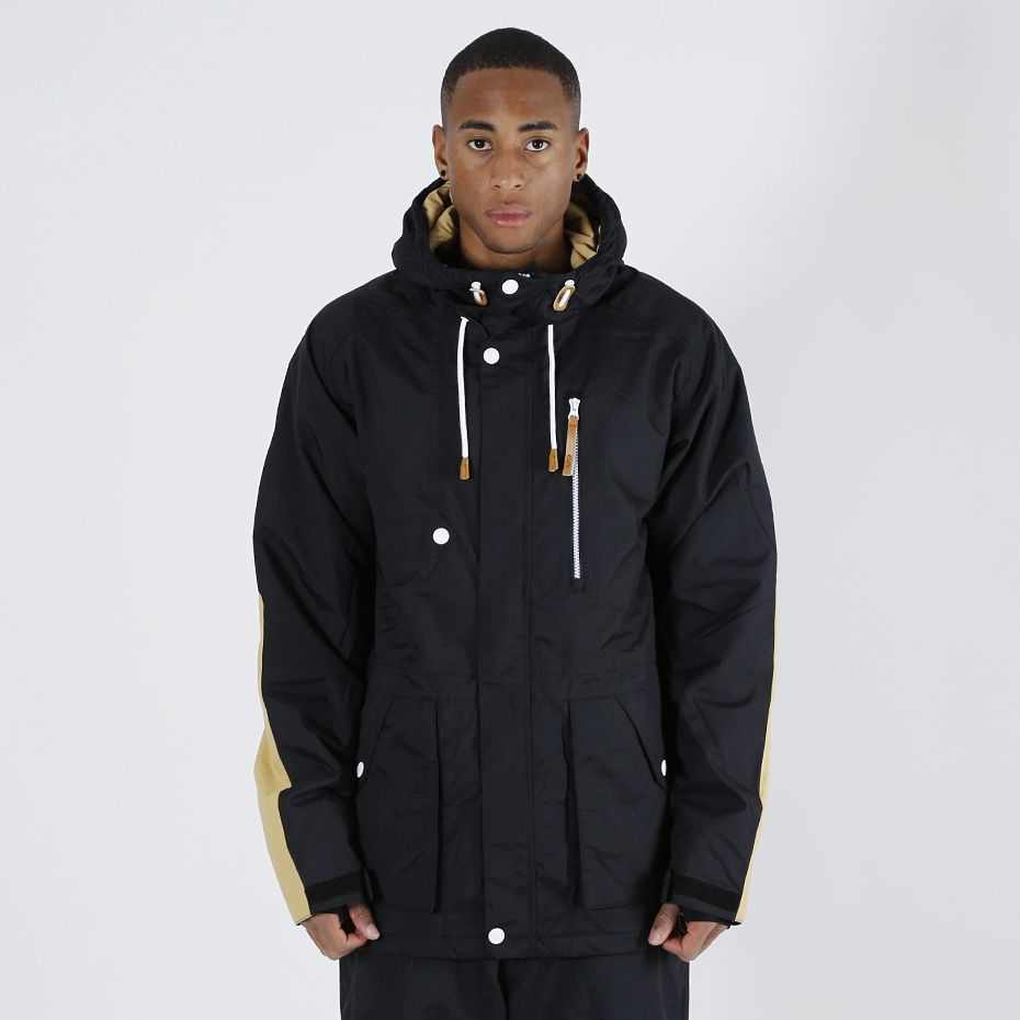 Colour Wear - Punisher Parka