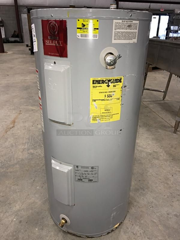 State Select Es640dors Upright 40 Gallon Electric Water Heater