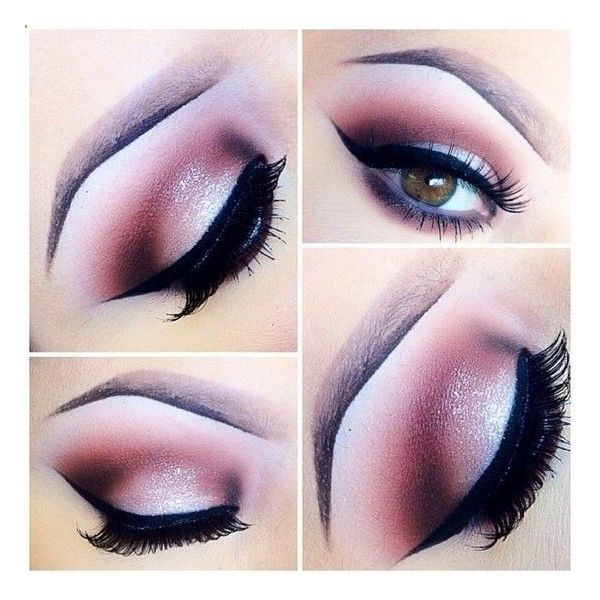 Eye Makeup Trends You Need to Try This Summer liked on ...