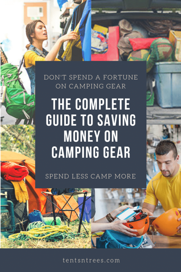 Photo of The complete guide to saving money on camping gear. 28 easy ways to save money o…