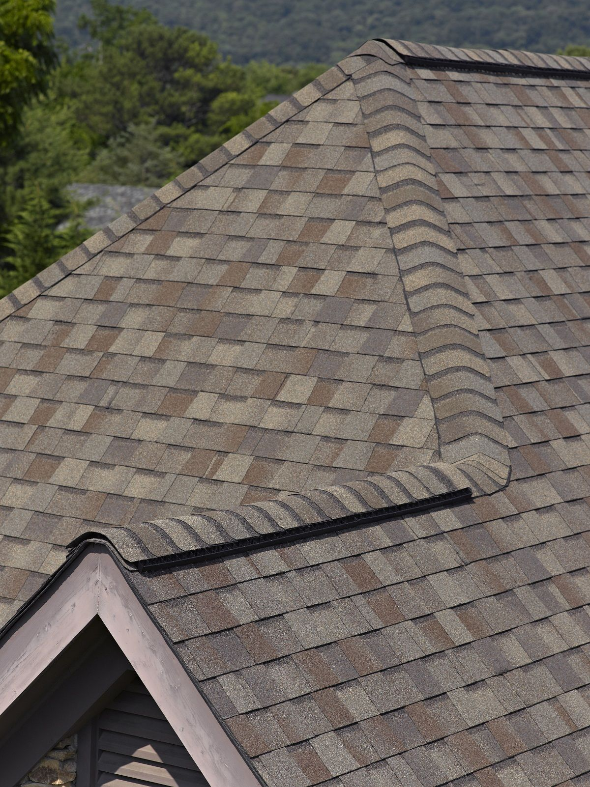 Best Certainteed Landmark Roof In Weathered Wood Fibreglass 400 x 300