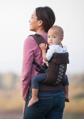 Baby carrier a partir de los 4 meses