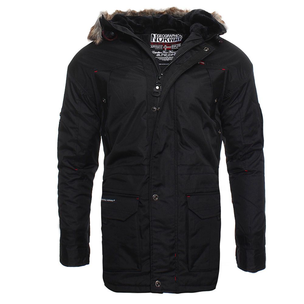 geographical norway atlas herren winter jacke parka parker  geographical norway atlas herren winter jacke parka parker