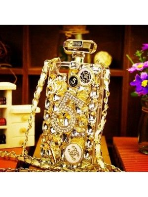 Chanel Bling iPhone 6S SWAROVSKI hülle tasche {tDPX3E5D}