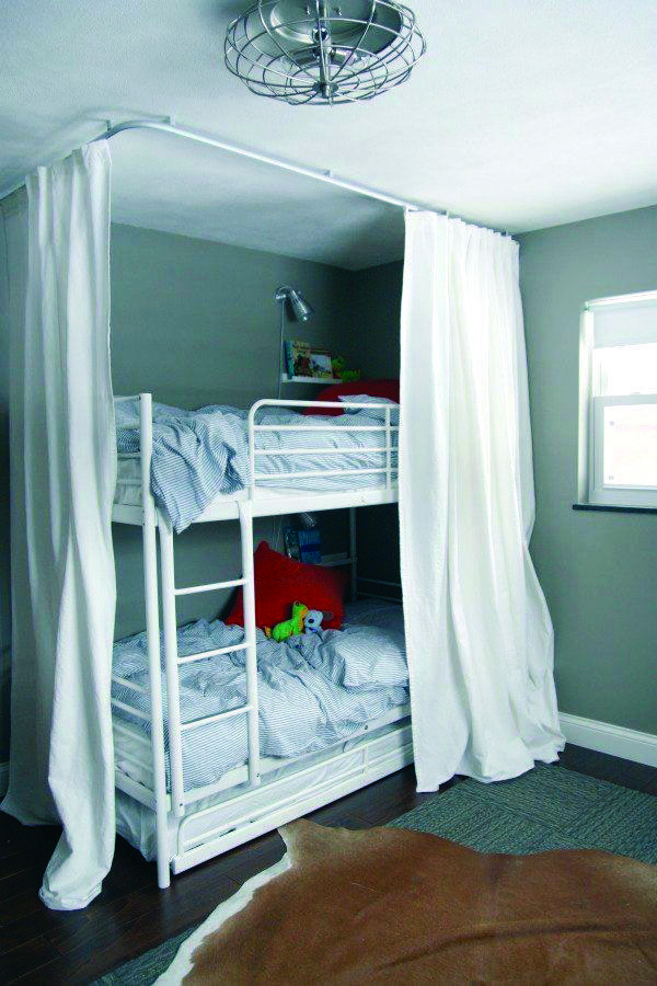 Ikea Kvartal Curtain In 2020: How To Decorate A Ikea Bunk Beds Canada Exclusive On Home