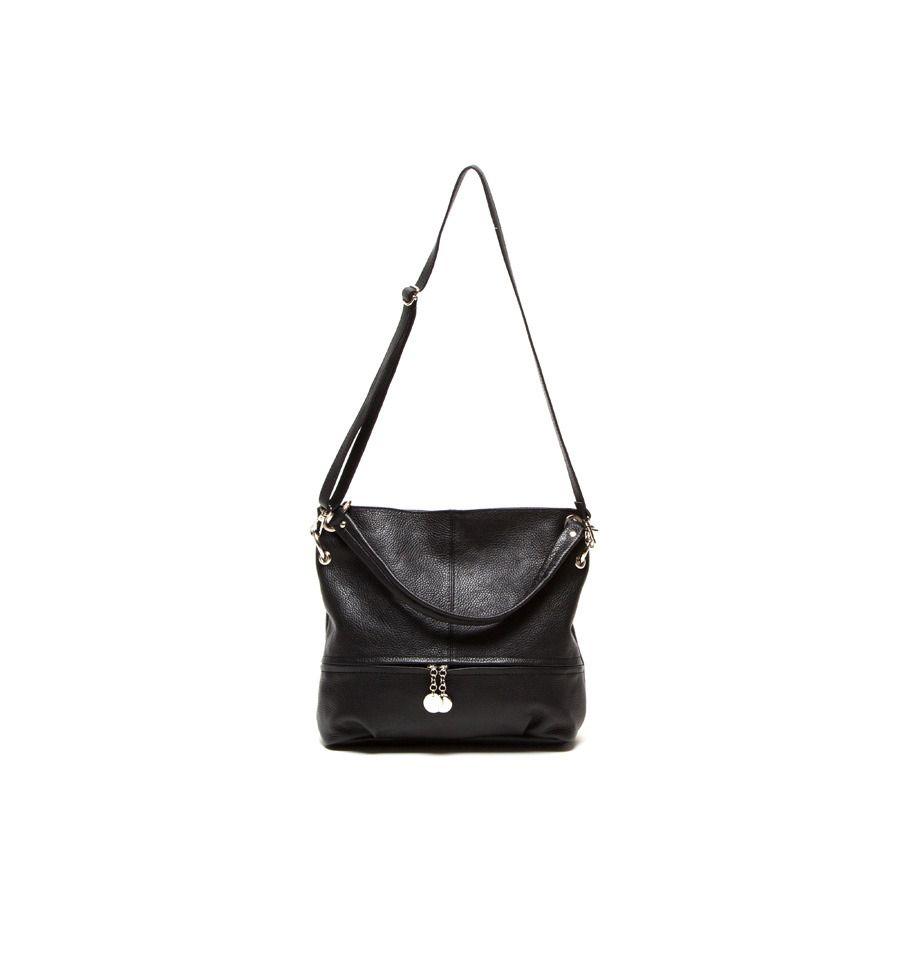 DeinDeal - Handtasche «Camille» schwarz