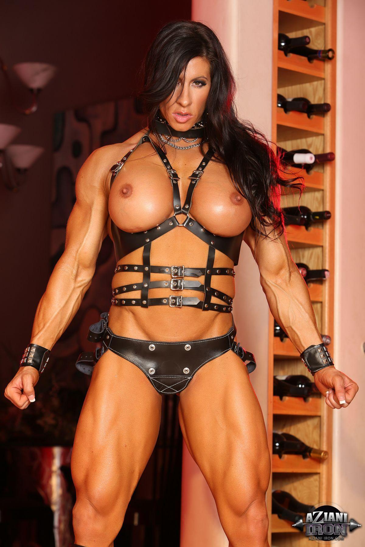 mistress Female muscle