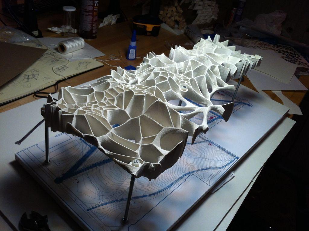 Digital topography models parametric design for Arquitectura parametrica pdf