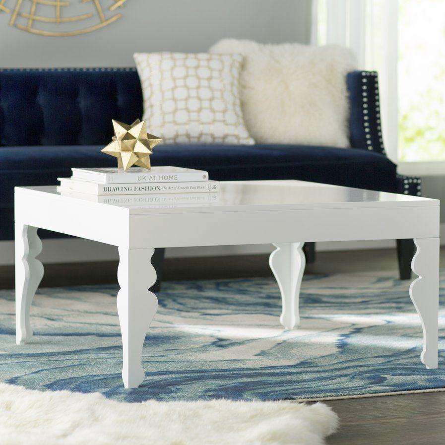 37++ White glass coffee table wayfair trends