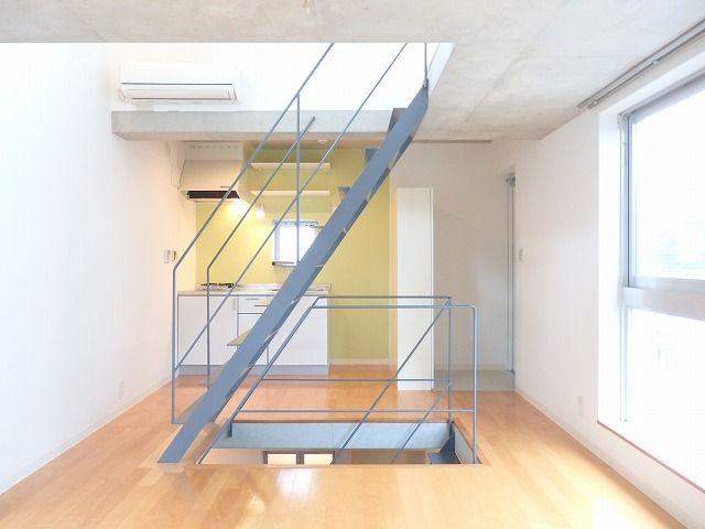 絵になる家 302号室 東京都品川区 リノベーション デザイナーズ 家