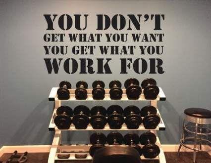 Fitness gym interior basements 16 new ideas #fitness