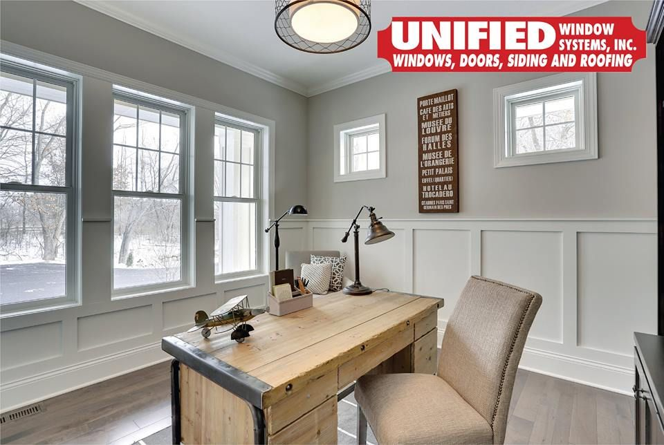 Work With Focus When You Have The Efficiency Of Quality Insulated Windows And Professional Installation Pella Andersen Ideal Owenscorning To Schedule A