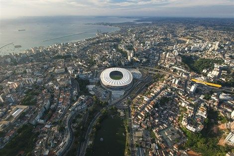 The 2014 FIFA World Cup Stadiums