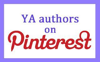 YA authors on Pinterest!   (click through for a list)