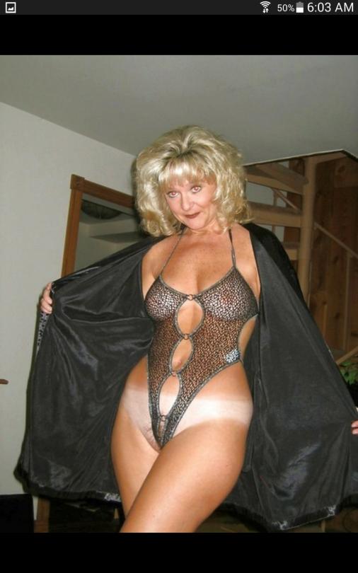 Randy mature women