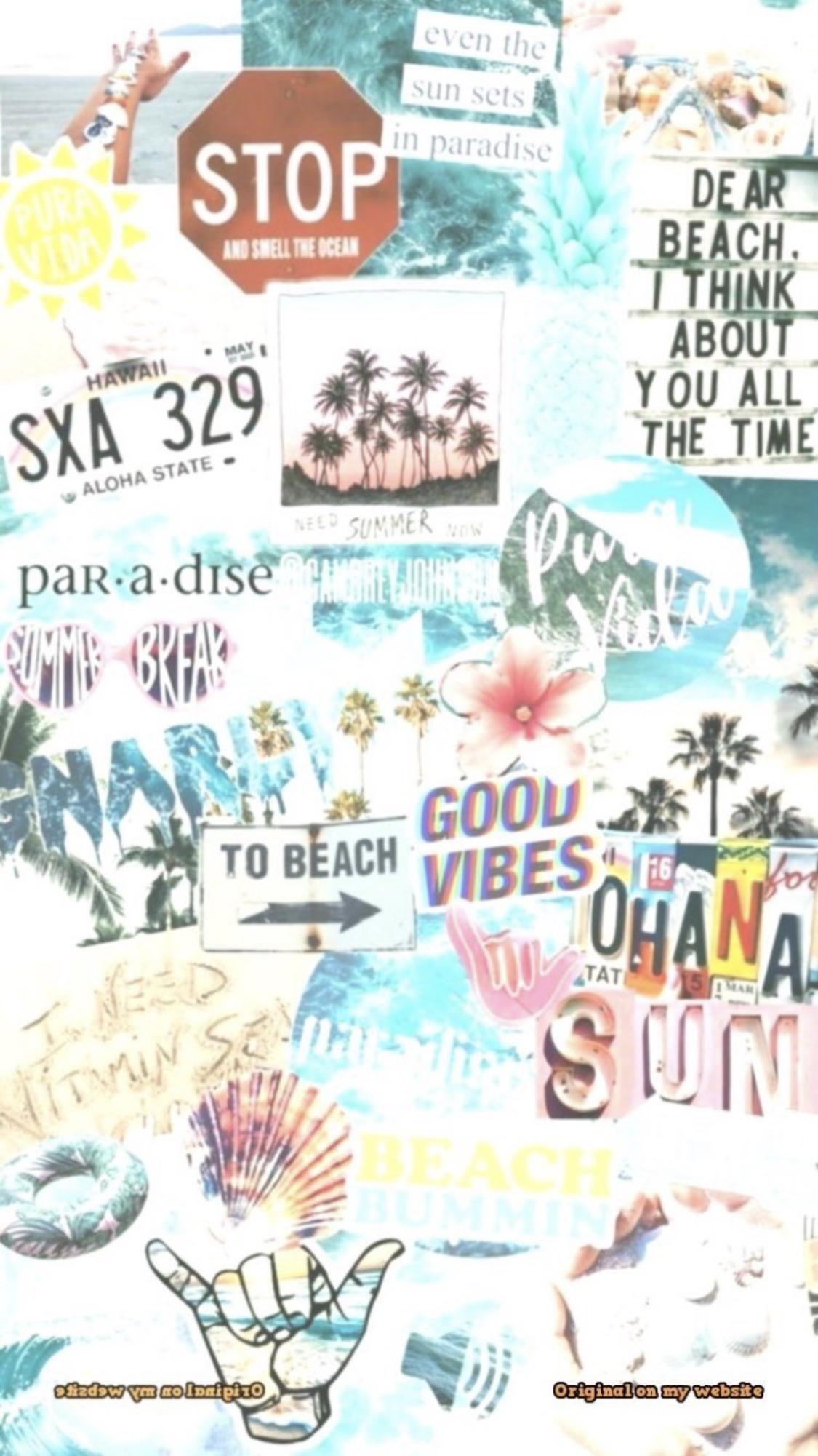 Pin By Radianny Vega On Wallpaper Wallpaper Iphone Summer Iphone Wallpaper Vsco Teal Wallpaper Iphone