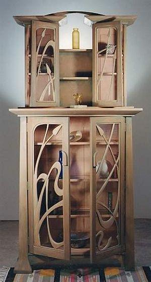 art nouveau   custom design furniture company