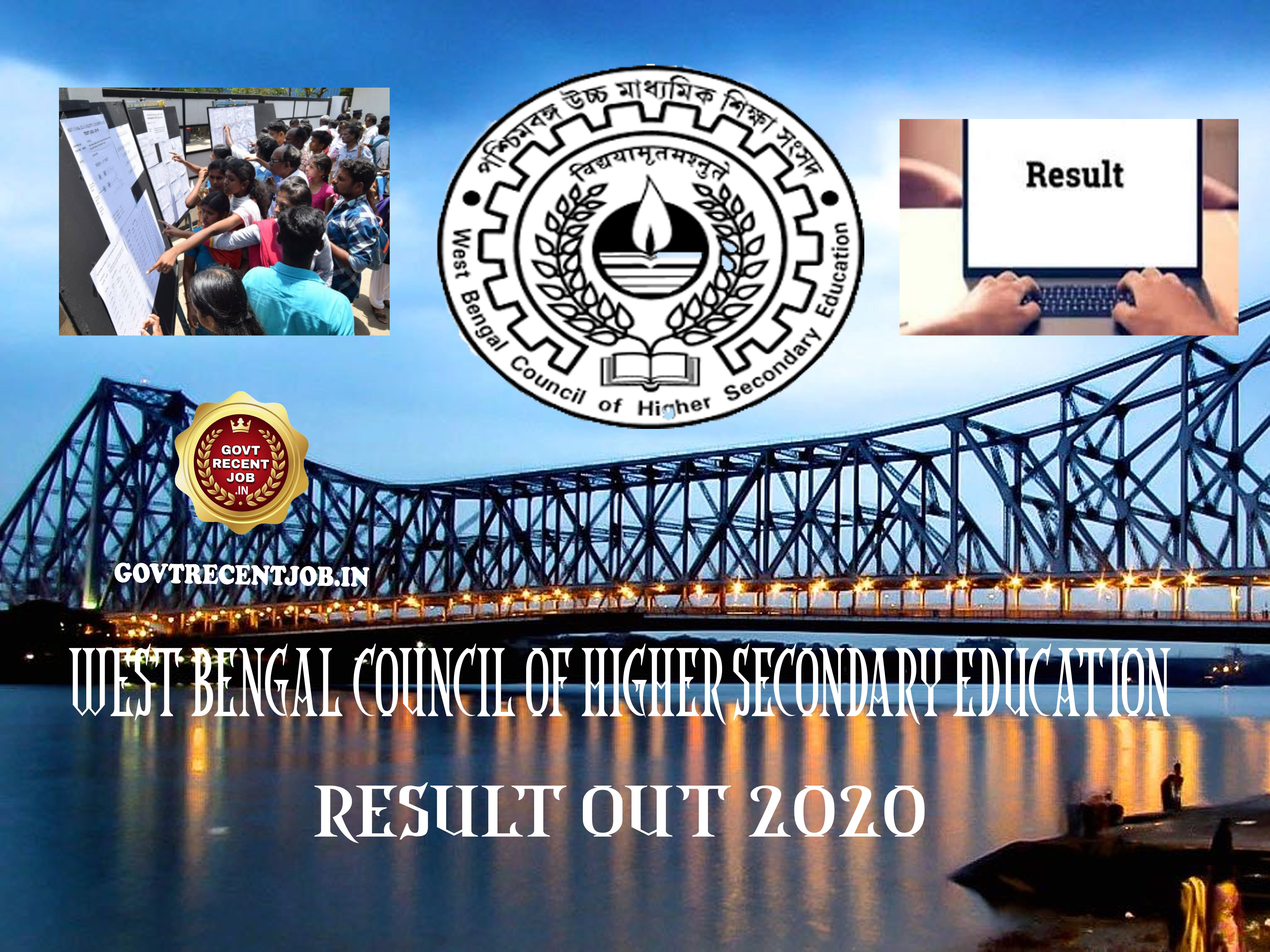 HS RESULT 2020 WB WBCHSE in 2020 Education result