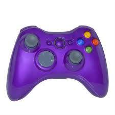 Purple XBox Controller!