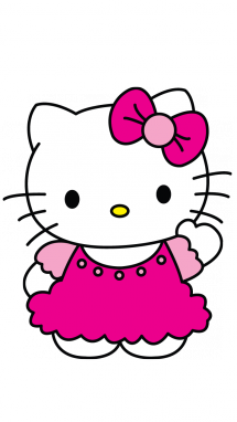 Hello Kitty, Cartoons, Step-by-Step Drawing Tutorial (With images ...