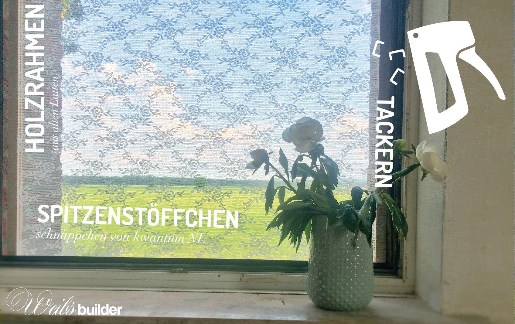 Einfach g nstig und individuell bauanleitung zum eigenen - Fliegengitter dachfenster selber bauen ...